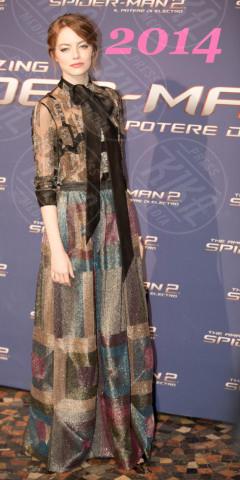 Emma Stone - Roma - 14-04-2014 - Emma Stone ha già vinto l'Oscar dell'eleganza!