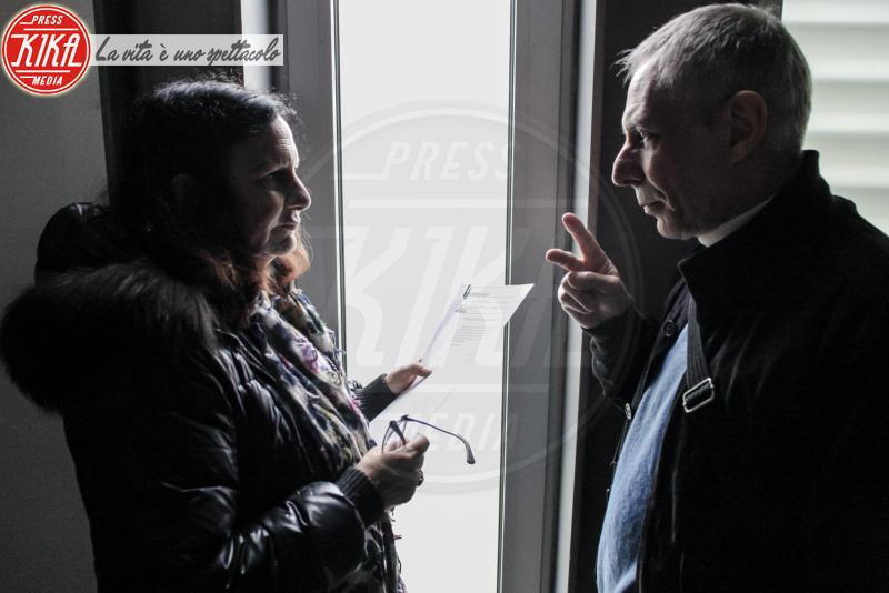 """Mario La Rocca, Luisa Davanzali - Bologna - 05-04-2014 - Luisa e Tiziana Davanzali: """"L'Itavia tornerà a volare"""""""