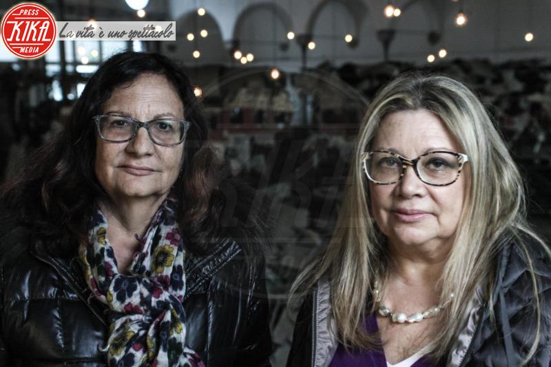 """Tiziana Davanzali, Luisa Davanzali - Bologna - 05-04-2014 - Luisa e Tiziana Davanzali: """"L'Itavia tornerà a volare"""""""