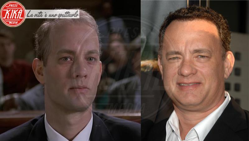 Tom Hanks - 22-10-2013 - La riconoscete? Trasformismo, croce e delizia dei veri divi