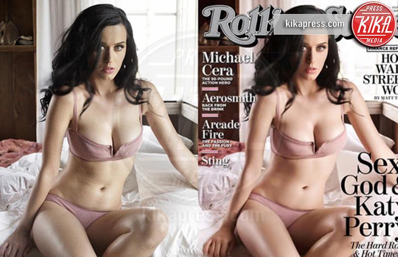 Katy Perry - 07-03-2013 - Chi sono le star pro e contro Photoshop