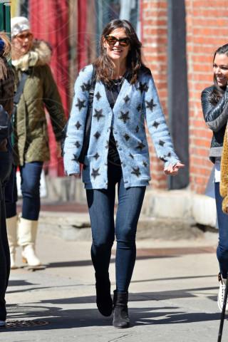 Katie Holmes - New York - 16-04-2014 - Quando le stelle indossano… le stelle!