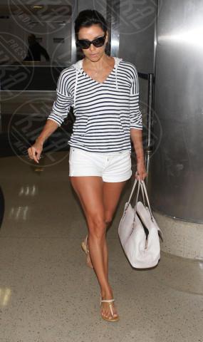 Eva Longoria - Los Angeles - 17-04-2014 - In primavera ed estate, vesti(v)amo alla marinara