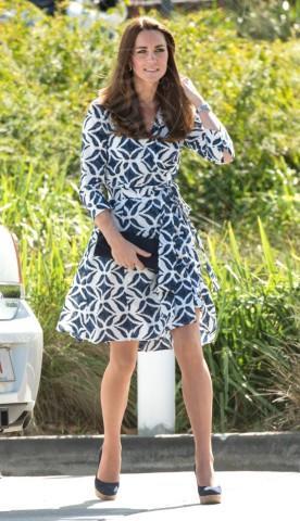 Kate Middleton - New York - 17-04-2014 - Tutte presenti all'appello nell'ora di geometria!