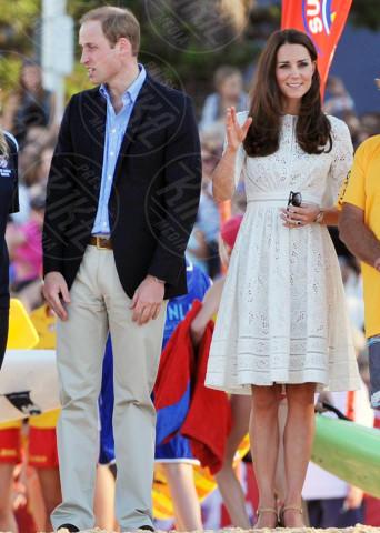 Principe William, Kate Middleton - Sydney - 18-04-2014 - Kate Middleton, più che un viaggio… una sfilata!