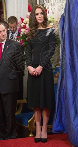 Kate Middleton - 11-04-2014 - Kate Middleton, più che un viaggio… una sfilata!