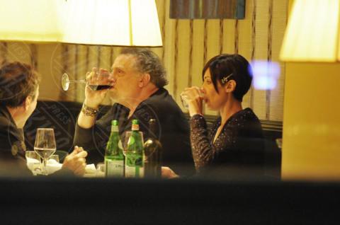Andrea Roncato, fidanzata - Roma - 24-04-2014 - Bianco, rosso o bollicine? Ecco la bevanda più amata dalle star