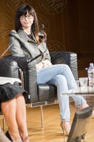 Lucia Annibali - Milano - 28-04-2014 - Sfigurata con l'acido dall'ex: la sua storia in un libro