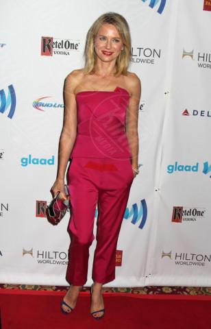 Naomi Watts - New York - 04-05-2014 - La rivincita delle bionde in rosa shocking: le vip sono Barbie!