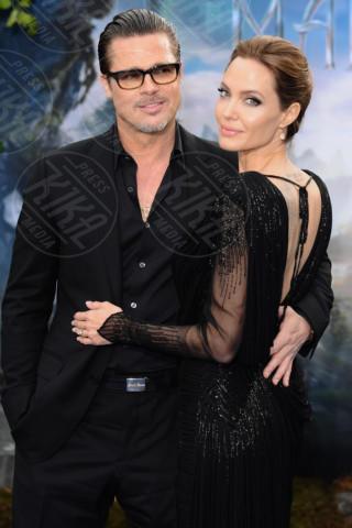 Angelina Jolie, Brad Pitt - Londra - 08-05-2014 - Addio Brangelina, ecco le carte del divorzio in esclusiva