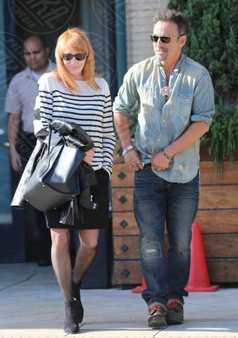 Patti Scialfa, Bruce Springsteen - Los Angeles - 09-05-2014 - In primavera ed estate, vesti(v)amo alla marinara