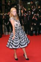 Paris Hilton - Cannes - 18-05-2014 - Bianco e nero: un classico sul tappeto rosso!