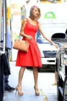 Taylor Swift - New York - 19-05-2014 - L'abito della bella stagione? Il corolla dress, sexy e bon ton!