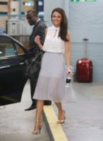 Michelle Keegan - Londra - 21-05-2014 - Ecco le celebrity che non fanno un plissé… ma mille!