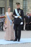 Re Felipe di Borbone, Letizia Ortiz - Madrid - 25-04-2011 - Letizia, Rania, Mathilde, Charlene, Maxima: regine di stile