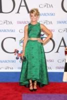 Beth Behrs - New York - 03-06-2014 - Top Crop & company: pancini al vento sul red carpet