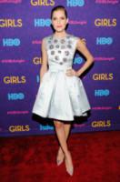 Allison Williams - New York - 06-01-2014 - L'abito della bella stagione? Il corolla dress, sexy e bon ton!