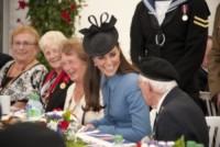 Kate Middleton - Inghilterra - 06-06-2014 - Il principe William in lacrime per i ricordi dei veterani