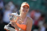 Maria Sharapova - Parigi - 07-06-2014 - Maria Sharapova è la vincitrice del Roland Garros