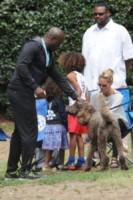 Lou, Henry, Seal, Heidi Klum - Brentwood - 07-06-2014 - Heidi Klum e Seal: il divorzio meglio riuscito dello showbiz