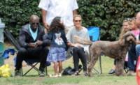 Lou, Seal, Heidi Klum - Brentwood - 07-06-2014 - Heidi Klum e Seal: il divorzio meglio riuscito dello showbiz