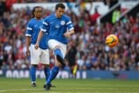 Alessandro Del Piero - Manchester - 08-06-2014 - Alex Del Piero e Robbie Williams in campo per l'Unicef