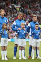 Gordon Ramsey - Manchester - 08-06-2014 - Alex Del Piero e Robbie Williams in campo per l'Unicef