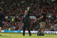 Michael Sheen - Manchester - 08-06-2014 - Alex Del Piero e Robbie Williams in campo per l'Unicef