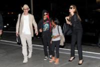 Maddox Jolie Pitt, Zahara Jolie Pitt, Angelina Jolie, Brad Pitt - Los Angeles - 06-06-2014 - Jessica Biel: un figlio per salvare il matrimonio?