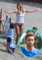Roberta Sinopoli, Claudio Marchisio, figli - 13-05-2014 - Mondiali di Calcio 2014: ecco la Nazionale… delle Wags!