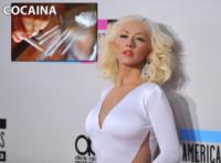 Christina Aguilera - Las Vegas - 24-11-2013 - Spears-Aguilera finiscono in un giro di spaccio di droga