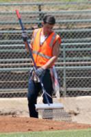Vitalii Sediuk - Los Angeles - 11-06-2014 - Vitalii Sediuk ricopre di attenzioni Brad Pitt anche in carcere