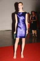 Beatrice Borromeo - Milano - 13-06-2014 - Il red carpet sceglie il colore viola. Ma non portava sfortuna?