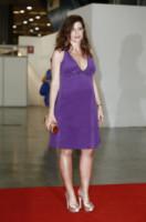 Francesca Versace - Milano - 12-06-2014 - Il red carpet sceglie il colore viola. Ma non portava sfortuna?