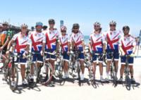 James Matthews, James Middleton, Pippa Middleton - Oceanside - 14-06-2014 - Pippa Middleton, 3000 miglia per beneficenza