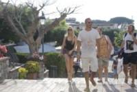 Martina Stella - Capri - 14-06-2014 - Vacanze vip a Capri: tra tennis, spiaggia e passeggiate