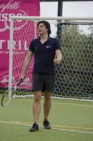 Lorenzo Flaherty - Capri - 14-06-2014 - Vacanze vip a Capri: tra tennis, spiaggia e passeggiate