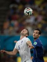 Gary Cahill, Marco Parolo, Nazionale inglese - Manaus - 14-06-2014 - Brasile 2014: ecco la veritàsul fallimento della Nazionale
