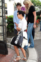 Tiziana Rocca, Eva Longoria - Taormina - 16-06-2014 - Melanie Griffith, in Italia per dimenticare Antonio Banderas