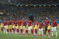 The GHANA Football team - Natal - 16-06-2014 - Brasile 2014: gli Stati Uniti esordiscono con il Ghana