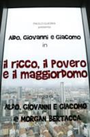 Il Ricco il Povero e il Maggiordomo - Milano - 17-06-2014 - Aldo, Giovanni e Giacomo tornano al cinema