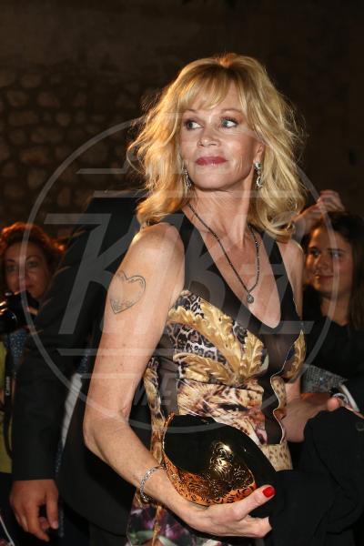 Melanie Griffith - Messina - 17-06-2014 - Melanie Griffith 'cancella' Banderas dalla sua vita e non solo