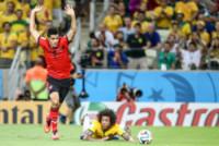 Raul Jimenez - Fortaleza - 17-06-2014 - Brasile 2014: il Brasile pareggia a sorpresa con il Messico