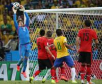Ochoa - Fortaleza - 17-06-2014 - Brasile 2014: il Brasile pareggia a sorpresa con il Messico