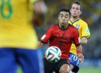 FABIAN, Bernard - Fortaleza - 17-06-2014 - Brasile 2014: il Brasile pareggia a sorpresa con il Messico