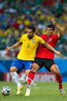 Francisco Rodriguez, Frederico Chaves Guedes - Fortaleza - 17-06-2014 - Brasile 2014: il Brasile pareggia a sorpresa con il Messico