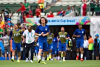 David Luiz - Fortaleza - 17-06-2014 - Brasile 2014: il Brasile pareggia a sorpresa con il Messico