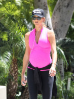 Stacy Keibler - Los Angeles - 17-06-2014 - Stacy Keibler, una futura mamma in forma