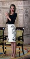 Letizia Ortiz - Madrid - 18-06-2014 - Letizia, Rania, Mathilde, Charlene, Maxima: regine di stile