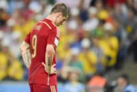 Fernando Torres - Rio de Janeiro - 18-06-2014 - Brasile 2014: Spagna-Cile 0-2, Roja a casa, fine di un ciclo
